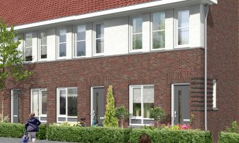Hoekwoningen | type F | Willemstad
